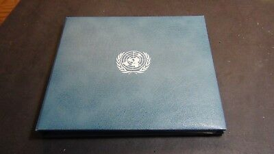 2 volume FDC or postal history albums w/ room for 40 covers + expandable