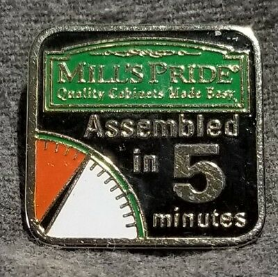 Lmh Pinback Pin Mill S Pride Mills Cabinetry Cabinets Home Depot 5 Minutes Y