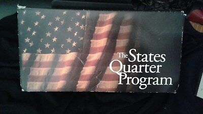 The State Quarter Program Complete Set {1999-2008} + All 6  2009 P&d Territories