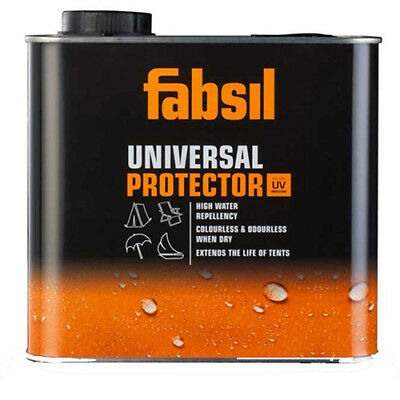 2.5L Grangers Fabsil UV Waterproofer Sealant Tent Awning Canvas