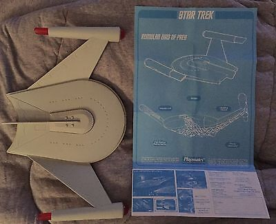Playmates Star Trek Romulan Bird Of Prey Ship