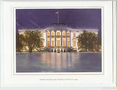 *BRAND NEW* 1997 White House OFFICIAL Christmas Card President BILL CLINTON