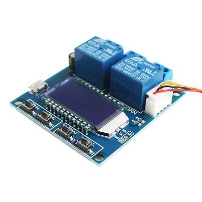 New Display Digital Temperature Humidity Control Module Controller XY-TR01 hy