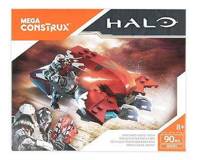 Mega Construx HALO Banished Ghost Rush
