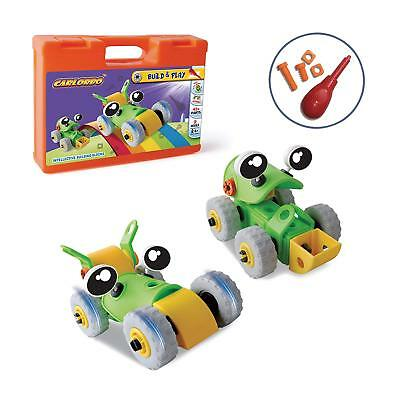 CARLORBO Take Apart Toys Racing Car Assembled Model Cars Construction Build your