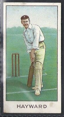 Wills-Australian & English Cricket (Numbered)-#20- Surrey - Tom Hayward