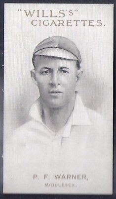 Wills-Australian/english Cricket Titled-Capstan Series Of __-#44- Warner