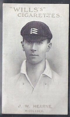Wills-Australian/english Cricket Titled-Capstan Series Of 50-#35- Hearne