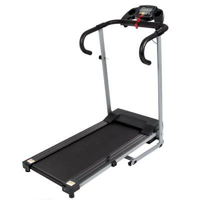 Abexceed 500W Portable Electric Motorized Treadmill Running Walking Fitness