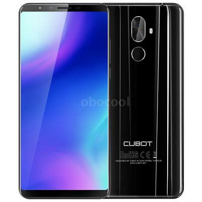 """Cubot X18 Plus 5.99"""" Octacore 4+64G Smartphone Android 8 FHD+ 13+20MP Handy B1K9"""