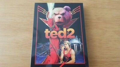 Filmarena Ted 2 (Flash Gordon) steelbook. NEW & SEALED. Ltd edition of 750.