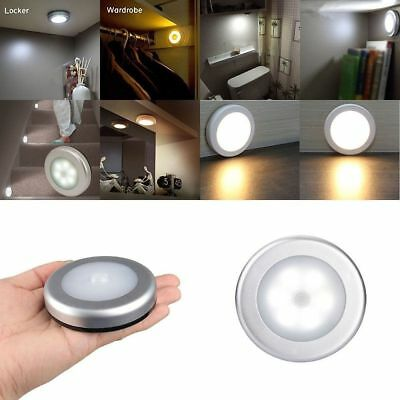 Toilet Balcony Stairs LED Night Light Sensor Motion Activated Wireless Lamp