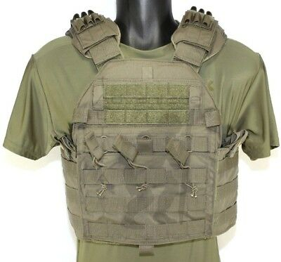 Eagle Industries MMAC Multi-Mission MOLLE Armor Plate Carrier - ranger MEDIUM