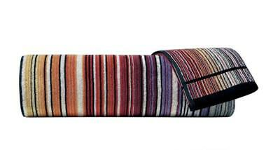 Missoni Home Towels - 1 hand towel + 1 bath towel TABATA 159 - orange and brown