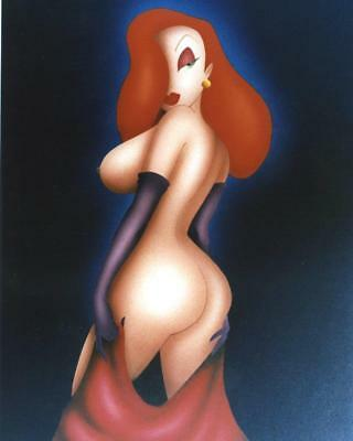 Jessica Rabbit 8x10 Photo Picture Very Nice Fast Free Shipping #2