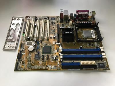 Asus P4P800S SE Motherboard Drivers for Windows Download