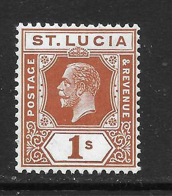 St. Lucia     Sc 87 Sg .103    Mint.never Hinged