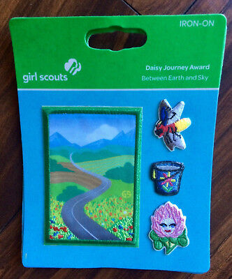 Girl Scouts Daisy Journey Award (Between Earth and Sky)