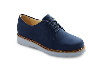 "Samuel Hubbard Women's ""Hubbard Free for Her"" Navy Nubuck color"