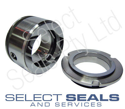 ALPHA LAVAL SR6 Pump Mechanical Seals - 75 mm Tungsten vs Tungsten Carbide