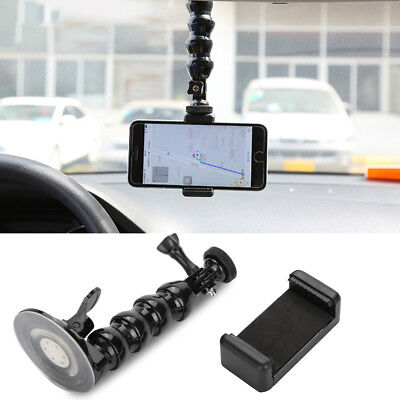 Accessories Car Suction Cup Adapter Window Glass Mount For Gopro Hero 6 5 Camera