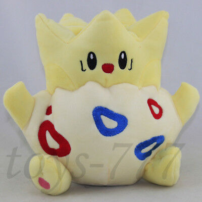 "Pokemon Togepi egg 8"" Stuffed Animal Nintendo Cartoon Plush soft Toy cuddly Doll"