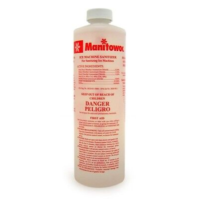 Manitowoc Ice Machine Sanitizer - 94-0565-3