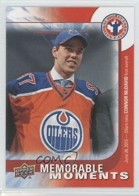2016-17 Upper Deck National Hockey Card Day Canadian #CAN16 Connor McDavid