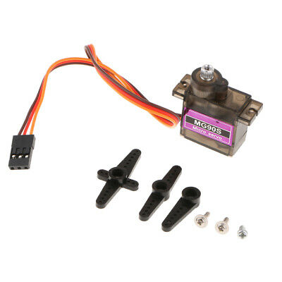 4.8V-6.0V Micro Servo Motor 9G RC Robot for Helicopter Airplane Boat Car New