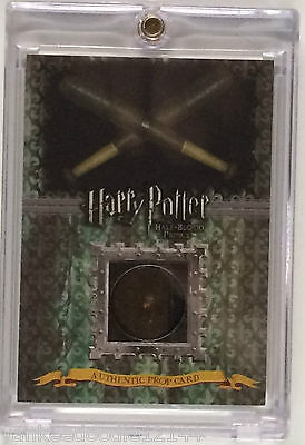 Harry Potter Prop ci3 HBP BEATERS BATS 021/130 Incentive Card