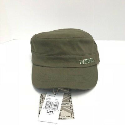 f481b921814 KANGOL COTTON TWILL Army Cap Navy Military Brown FlexFit S M Fitted ...