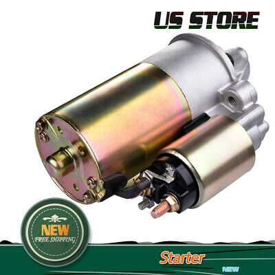 New Starter compatible with Ford Taurus 2000 2001 2002 2003 2004 2005 2006 2007 3.0L V6 6642