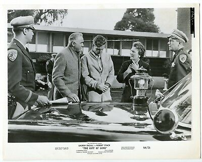 The Gift of Love 8x10 Promo still- Robert Stack- Anne Seymour- Lorne Greene- FN