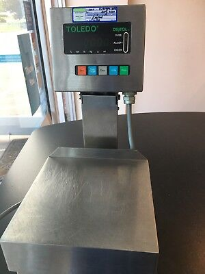 Mettler Toledo 3026 Digital SS Scale