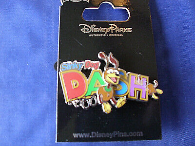 Disney * TOY STORY - SLINKY DOG DASH * New on Card Attraction Trading Pin
