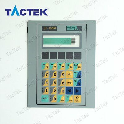 Membrane Keypad for ESA VT150W000DP Membrane Switch Keyboard for VT150W000DP