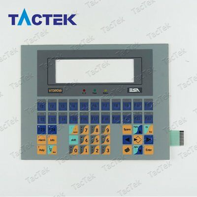 Membrane Keypad for ESA VT300W000CN Membrane Switch Keyboard for VT300W000CN
