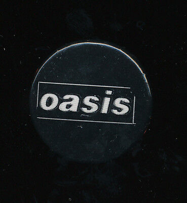 Oasis Don't Believe the Truth RARE promo button '05