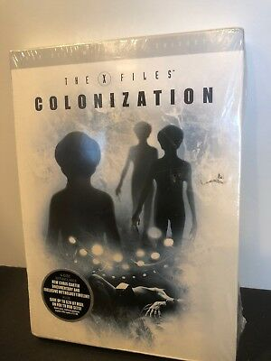 The X-Files Mythology: Colonization [New DVD] Dubbed, Subtitled, Widescreen, S