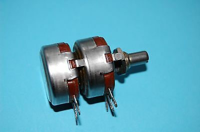 Allen Bradley Stereo Potentiometer 100K LIN old stock