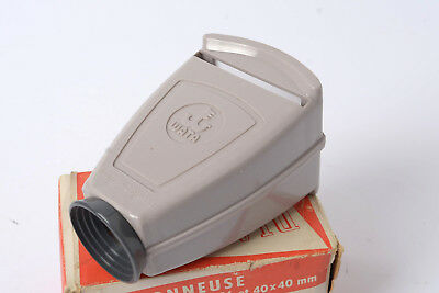 """Wata  2x2 Slide Viewer for 35mm slides / any that fit 2"""" square Mount"""