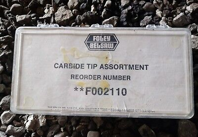 FOLEY BELSAW carbide tip saw f002110