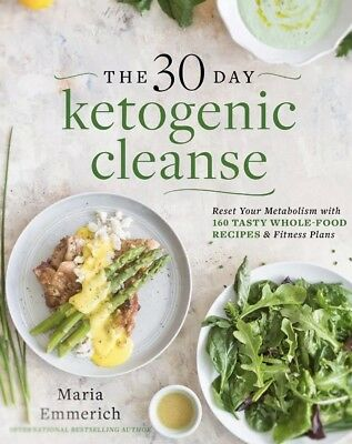 The 30 DAYS_ Ketogenic _Cleanse By MARIA EMMERICH Fast Delivery(PDF)