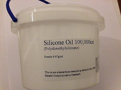 Silicone Oil 100,000 100000 Cst 500ml Viscous Coupling Silikonol T4 Syncro