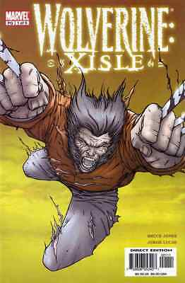 Wolverine Xisle #1-5 Vf/ Near Mint 2003 Marvel Complete Set Mn-608