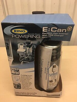 RINVC150 RING AUTOMOTIVE E: Can Inverter (CAN SHAPED INVERTERS) POWERING