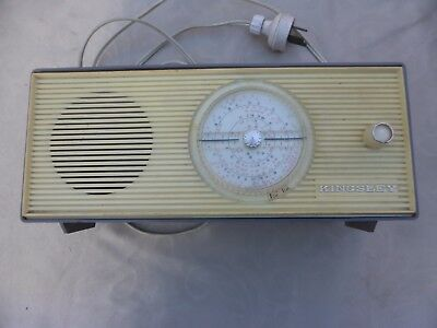 Kingsley Radio - vintage - collectable