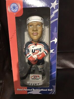 Chris Drury Team Usa Bobblehead