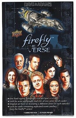 2015 Upper Deck Firefly The Verse - Complete Set - Cards 1-171 - Awesome!