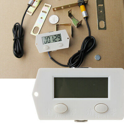 5 Digit Digital Electronic Counter Magnetic Puncher Inductive Proximity Switch